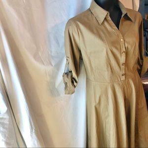 Dresses & Skirts - Plus Size Midi Fit Flare Midi🌺